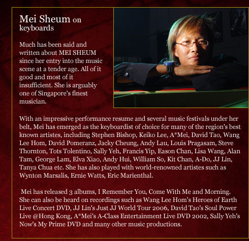 Who Are We - Mei Sheum, Wayne